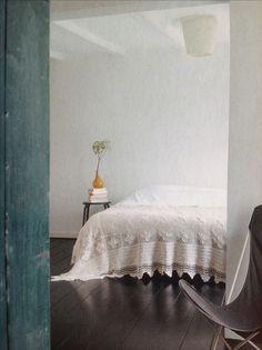 love the bedspread