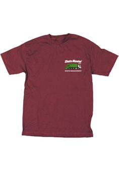 Skate-Mental Waste-Managment-Tee - titus-shop.com  #TShirt #MenClothing #titus #titusskateshop