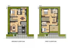 60 X 40 Story and Half House Plans Awesome is A Square Feet Site Small for Constructing A House Quora - Home Inspiration Floor Plan With Dimensions, Indian Village, Big Bathrooms, Ground Floor Plan, Home Pictures, Square Feet, Decor Styles, House Plans, Floor Plans