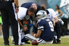 Romo injured