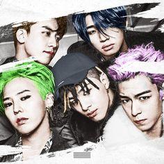 #BIGBANG hashtag on Twitter