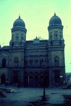 Synagogue   Bratislava