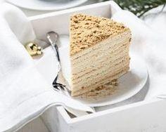 Gâteau de crêpes chantilly et spéculoos