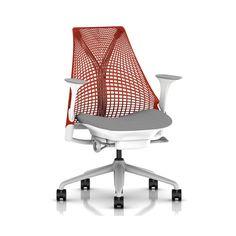 Cadeira Sayl Chair Da Herman Miller, Sonho De Todos Os Designers E  Arquitetos.