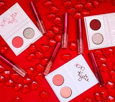 Kylie Cosmetics Valentine's Day 2017 Makeup Collection