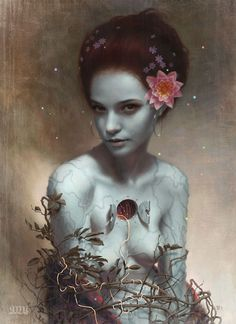Neve by Tom Bagshaw