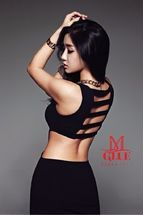 [Eye Candy] 11 Sexiest Moments Of Former 9 Muses Member Ryu Sera!