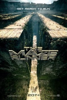 The Maze Runner, I sat and watched this trailer over and over again too. There's something wrong with me.