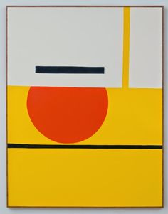 New Work from Clare Rojas New Work from Clare Rojas Contemporary artist Clare Rojas recently began painting again after a personal hiatus, and her current artwork displays a completely new point of view and style. Whereas her works in the past were Abstract Geometric Art, Contemporary Abstract Art, Modern Art, Contemporary Artists, Geometric Shapes, Clare Rojas, Tableau Design, Artwork Display, Mid Century Art