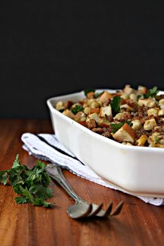 and Country Ham Dressing - Thanksgiving Dressing and Stuffing ...