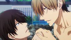 Poor Junta always get interrupt 😆. I decided to put some scenes /clips in the amv. I love how Takato hissing like a cat haha and his e. Otaku Anime, Anime Guys, Manga Anime, Animes On, Cute White Boys, Free Anime, Anime Life, Shounen Ai, Anime Sketch