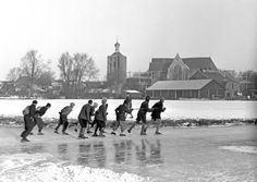 More Elfstedentocht... seriously want to do this...