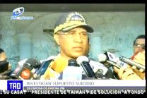 Investigan Supuesto Suicidio De Esposa De Oficial De La Policía #Video
