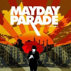 Mayday Parade A Lesson in Romantics CD Anniversary Edition 2017