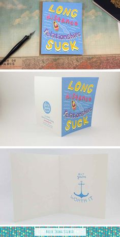 18 products everyone in a long distance relationship needs long funny long distance relationship card long distance relationship love card long distance relationship card funny handmade greeting card m4hsunfo