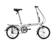 "Bicicleta Plegable Dahon Pop 1 velocidad rueda de 16"" incluye bomba de inflar en tija de sillín (Blanco) Dahon http://www.amazon.es/dp/B00R33PAAC/ref=cm_sw_r_pi_dp_TLdAvb0D5G3ZP"