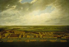 Deptford Dockyard - Joseph Farington - Convoys Wharf - Wikipedia, the free encyclopedia