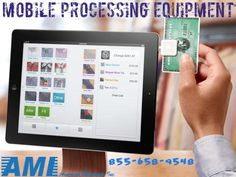 It is essential for businesses to invest in mobile processing equipment, as it offers simplified security and convenience.