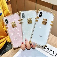 Luxury telephone case TPU for iphone XR iphone XS MAX XS X 7 8 6 Transparent protective rear cover. Subcategory: Mobile Phone Accessories & Parts. Iphone 6 S Plus, Iphone 11, Samsung Cases, Iphone Cases, Silicone Phone Case, Airpod Case, Mobile Phone Cases, Iphone Models, Trunks