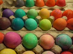 Great colors! #egglandsbest #easter