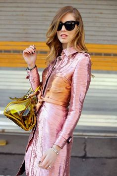Rose Metal dress
