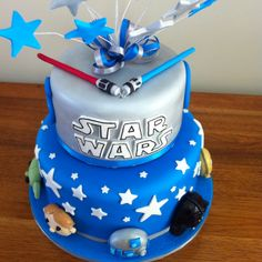 star wars cake designs | How Make Star Wars Cake Ideas Pictures
