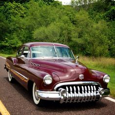1950 Buick Special Sedanet...fastback....