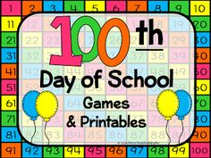 More Than Math by Mo: TpT Sale and New 100th Day Product+FREEBIE