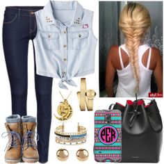 """Hair"" by taamiilrs on Polyvore"
