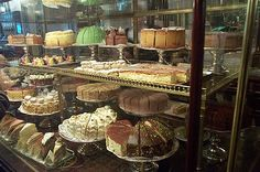 Demel cake, pastry and chocolatiers have made cakes in their Vienna cafe since 1786, the demel torte is to die for
