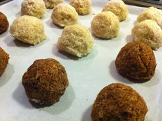 Coconut Macaroons Two Ways... @Heather Leedy
