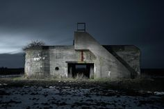 WW2 Bunkers / Jonathan Andrew | AA13 – blog – Inspiration – Design – Architecture – Photographie – Art