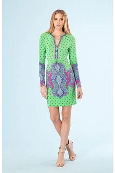 Hale Bob Anouck Jersey Dress
