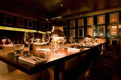 Crazy Bear ClubHouse Members Club Fitzrovia Restaurant