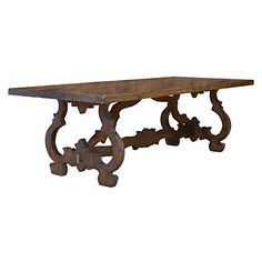 LOVE this baroque dining table!!!!- $3298