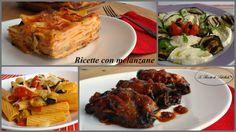 #Ricette con #melanzane #raccolta #ricetta