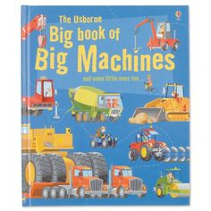 The+Usborne+Big+Book+of+Big+Machines+-+and+some+little+ones+too...+from+<em>EDC</em>