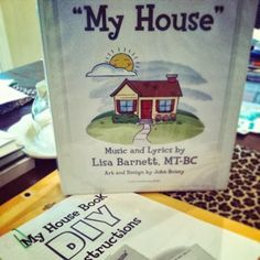 """My House"" book"