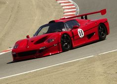 1996 Ferrari F50 GT