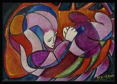 Obra: Valeria  Técnica: Mixta  Medidas: 80.46.8 x 33 cm / 2007