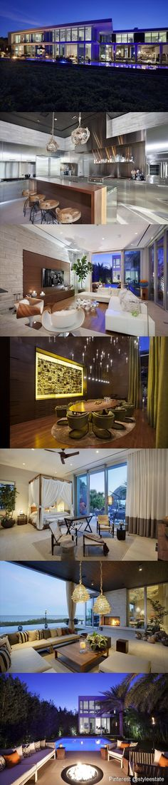 $35 Million Mega Mansion - 3700 Ocean Drive, Vero Beach, Florida