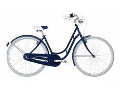 Danish bicicletta da donna Classica Vintage - Bicicletta da donna classica in stile vintage.  Telaio AcciaioHi-Ten Tig  ForcellaAcciaioHi-Ten Oval Tig  Cambio R. Shimano 3 velocità (Nexos) o a 6 velocità (Tradizionale)  Freni Alloy V-Brake  Sella Royal Svezia  Ruote TRK Alu 700x35  Peso 13 Kg  Misura 48 unica    Colori disponibili Blu, Verde, Rosso.    Prodotto Interamente realizzato in Italia.