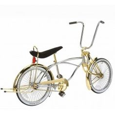 """Custom lowrider bikes to make you ride fun and enjoyable. We have also stocked 20"""" original lowrider bikes with a variety of features to suit your taste and needs."""