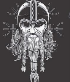 Odin! Guide our ships Our axes, spears and swords.