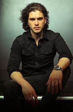 He is the perfect Jon Snow. How do you think his character's story will play out?