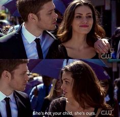 "S1 Ep20 ""A Closer Walk with Thee"" - Klaus and Hayley"