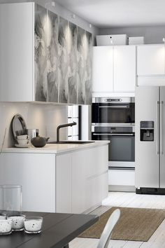 It all starts with inspiration! Every home needs a kitchen, but it's the look and feel, as well as the smart ways they help us out, that makes them dream kitchens. Get inspired by IKEA kitchen styles and ideas!