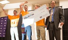 Meet the winners of the University of Washington Environmental Innovation Challenge