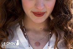 Mothers day gift, Rose gold necklace, Minimalist Necklace, Filigree necklace, Filigree jewelry, Chain necklace, Rose gold jewelry, Gift https://etsy.me/2qmeNJs #filigreejewelry #filigreenecklace #rosegold #minimalistnecklace #chainnecklace #rosegoldnecklace #etsyshop #etsygift #womanjewelry #elegantjewellery #chicnecklace #rosegoldlove
