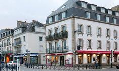 Das L'Amiral in Concarneau, Dupins Lieblingsrestaurant   #Bretagne #Concarneau #Amiral #KommissarDupin